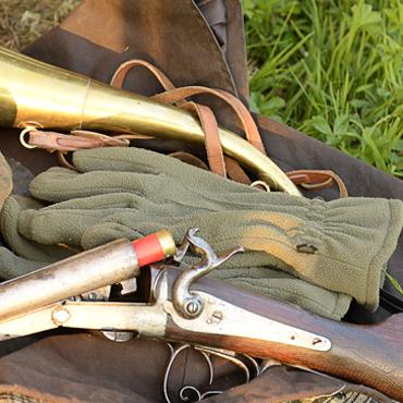 Gants de chasse
